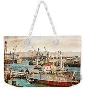 Ms Cap San Diego Weekender Tote Bag