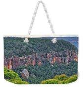 Mt Piddington - Nsw - Australia Weekender Tote Bag