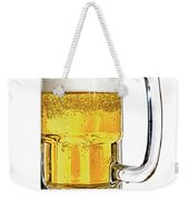 Mug Of Beer Weekender Tote Bag