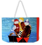 Music Performers Weekender Tote Bag
