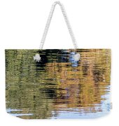 Muted Reflections Weekender Tote Bag by Kate Brown