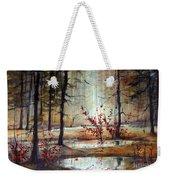 Mystic Forest Weekender Tote Bag