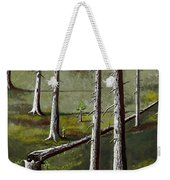 Naked Forest Weekender Tote Bag