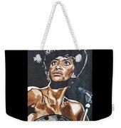 Nancy Wilson Weekender Tote Bag
