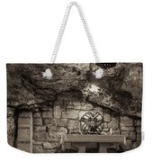 Nativity Cave Weekender Tote Bag