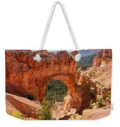 Natural Bridge - Bryce Canyon - Utah Weekender Tote Bag