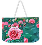 Naturalness And Flowers 31 Weekender Tote Bag