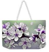Naturalness And Flowers 33 Weekender Tote Bag