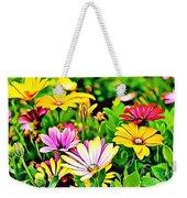Naturalness And Flowers 35 Weekender Tote Bag