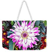 Naturalness And Flowers 38 Weekender Tote Bag