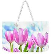 Naturalness And Flowers 40 Weekender Tote Bag