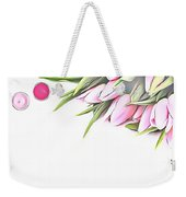 Naturalness And Flowers 42 Weekender Tote Bag