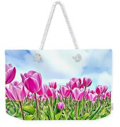 Naturalness And Flowers 48 Weekender Tote Bag