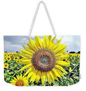 Naturalness And Flowers 51 Weekender Tote Bag