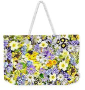 Naturalness And Flowers 54 Weekender Tote Bag
