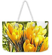 Naturalness And Flowers 56 Weekender Tote Bag