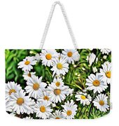 Naturalness And Flowers 57 Weekender Tote Bag