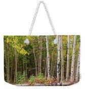 Nature Fallen Weekender Tote Bag