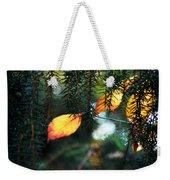 Nature's Glow Weekender Tote Bag