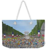 Nearly There Weekender Tote Bag