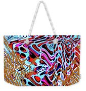 Net Full Of Abstracts 5b Weekender Tote Bag