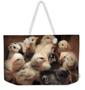 New Additions Weekender Tote Bag