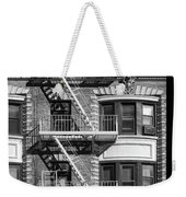 New York City Fire Escapes Weekender Tote Bag
