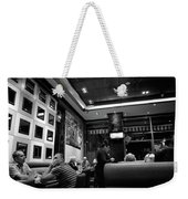 New York, New York 13 Weekender Tote Bag by Ron Cline