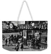 New York, New York 23 Weekender Tote Bag by Ron Cline