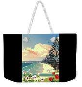 New Zealand Orewa Beach Weekender Tote Bag