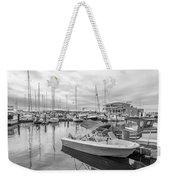 Newport Rhode Island Harbor Weekender Tote Bag