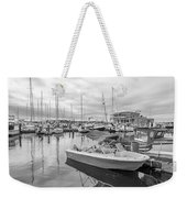 Newport Rhode Island Harbor Weekender Tote Bag