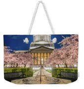 Night At The Capitol Weekender Tote Bag