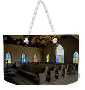No More Sermons  Weekender Tote Bag