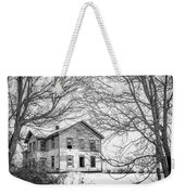 No One Home Weekender Tote Bag by Kendall McKernon