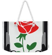 No1019 My Barry Lyndon Minimal Movie Poster Weekender Tote Bag