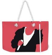 No242 My Depeche Mode Minimal Music Poster Weekender Tote Bag