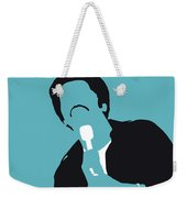 No265 My Ben E King Minimal Music Poster Weekender Tote Bag
