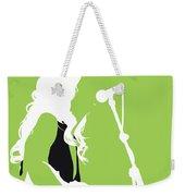 No276 My Alison Krauss Minimal Music Poster Weekender Tote Bag