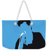 No289 My The Smiths Minimal Music Poster Weekender Tote Bag