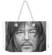 Norman Reedus Weekender Tote Bag