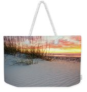 North Beach Dunes Weekender Tote Bag