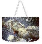 Not Your Average Swimming Hole 3  Weekender Tote Bag