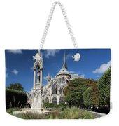 Notre Dame Garden Weekender Tote Bag by Jemmy Archer