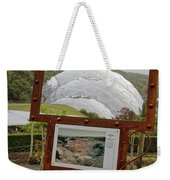 Now And Then Weekender Tote Bag