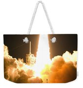 Now Is The Time To Launch Weekender Tote Bag