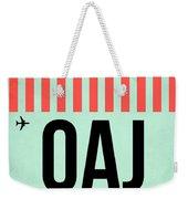 Oaj Jacksonville Luggage Tag I Weekender Tote Bag