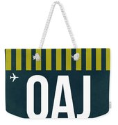 Oaj Oaj Jacksonville Luggage Tag I Luggage Tag I Weekender Tote Bag