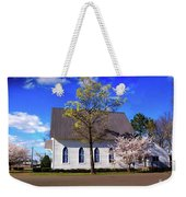Oakland White Church Weekender Tote Bag