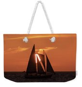 Obscured View Weekender Tote Bag